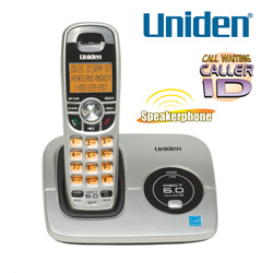 Uniden DECT 6.0 Cordless Phone  Model# DECT-1560