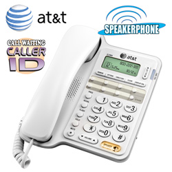 AT&amp;T Corded Speakerphone&nbsp;&nbsp;Model#&nbsp;CL2909
