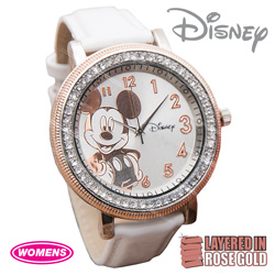 Womens Mickey Mouse Watch  Model# MK1131