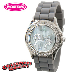 Womens Mickey Mouse Watch  Model# MK1097