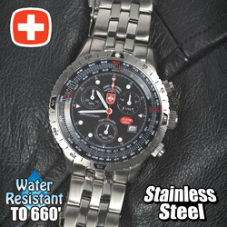 Swiss Military Airforce 1 Watch  Model# 1736