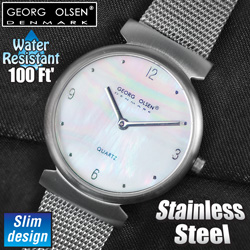 Womens Georg Olsen Watch&nbsp;&nbsp;Model#&nbsp;L1102B