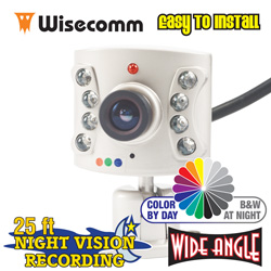Wired Color Security Camera&nbsp;&nbsp;Model#&nbsp;OC960