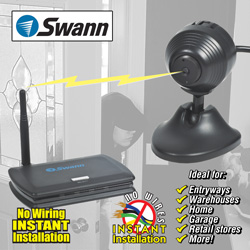 Swann Wireless Micro-Camera  Model# SW232-M33