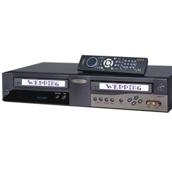 Go-Video Dual Deck VCR  Model# DDV3110