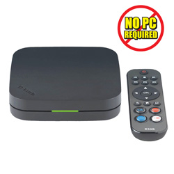 D-Link MovieNite Plus Streaming Player  Model# DSM-312