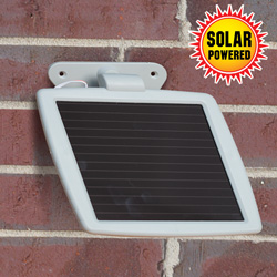 5-LED Solar Security Light  Model# 22040