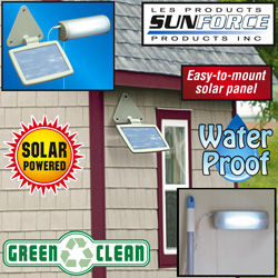 Solar Shed Lamp  Model# now 81905
