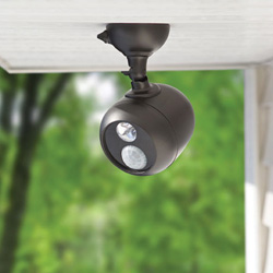 Motion Act Outdoor Light  Model# MB360
