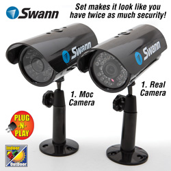 Swann Wired/Moc Cameras  Model# SWADS-150RD2
