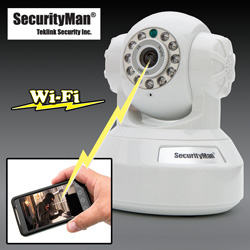 Security Man IP Camera  Model# IPCAM-SD