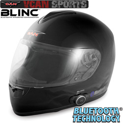 Blinc Bluetooth Helmet&nbsp;&nbsp;Model#&nbsp;V136-SMALL
