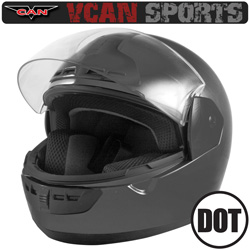 Full Face Helmet  Model# V600-MEDIUM