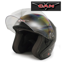 Metro 3/ 4 Helmet  Model# V526-MEDIUM