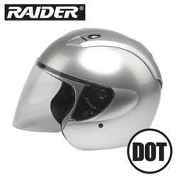 Raider Flip Shield Helmet  Model# 911-MEDIUM