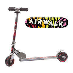 Airwalk Push Scooter&nbsp;&nbsp;Model#&nbsp;AWBZ020