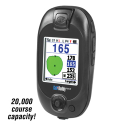 Golf Buddy Tour GPS  Model# GB2-TOUR-G-B