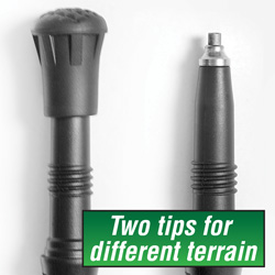 Hiking Pole - Pair  Model# TL-ZB-3-135