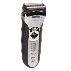 Braun Series 3 Shaver&nbsp;&nbsp;Model#&nbsp;390CC