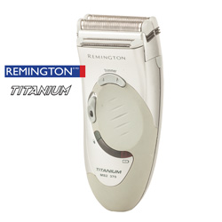 Remington Titanium Shaver  Model# MS2-370