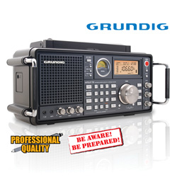 Grundig Satellite 750 Millennium Radio  Model# SATELLIT 750
