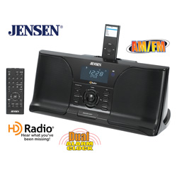 Jensen Digital HD Radio  Model# JIMS-525I