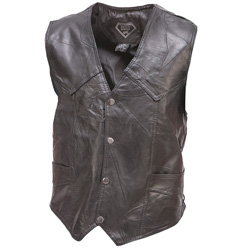 Leather Eagle Vest  Model# GFVEAG