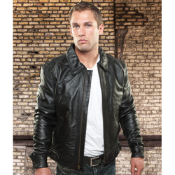 B-3 Bomber Motorcycle Jacket  Model# 20-102