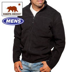 Dakota Grizzly Black Fleece  Model# 7701G-006HL