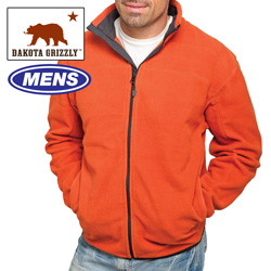 Dakota Grizzly Clay Fleece&nbsp;&nbsp;Model#&nbsp;7701G-016HL