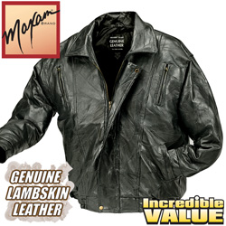 Maxam Lambskin Jacket  Model# GFCOATM