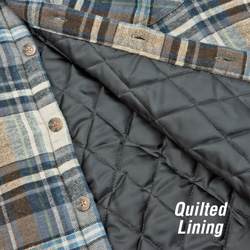Heavyweight Flannel  Model# 43743-339HL