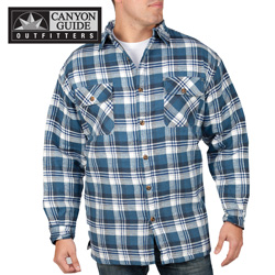 Heavyweight Flannel  Model# 43743-337HL