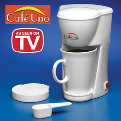 Caf Uno Coffee Maker&nbsp;&nbsp;Model#&nbsp;4060