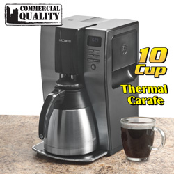 Mr. Coffee Thermal Coffee Maker&nbsp;&nbsp;Model#&nbsp;BVMC-PSTX91