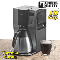 Mr. Coffee Thermal Coffee Maker  Model# BVMC-PSTX91