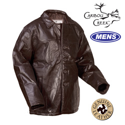 Mens Hipster Jacket - Brown&nbsp;&nbsp;Model#&nbsp;PY-029-2