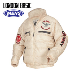 Tan London Basic Jacket  Model# MJ3001-VAN(TAN)