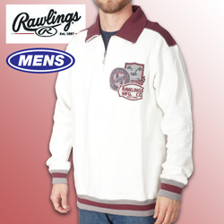 Rawlings 1/4 Zip Sweatshirt