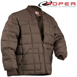 Roper Brown Down Jacket  Model# 03-097-0761-0780