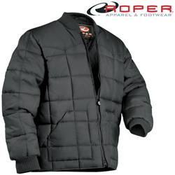 Roper Black Down Jacket&nbsp;&nbsp;Model#&nbsp;03-097-0761-0785