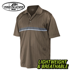 Pro Player Golf Shirt - Khaki  Model# M2977-KHAKI