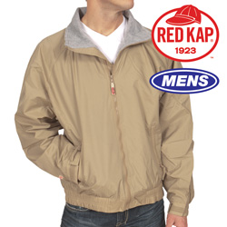 Red Kap Nylon Fleece-lined Jacket  Model# JN10