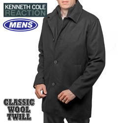Kenneth Cole Car Coat  Model# KC-604