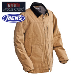 Moose Creek Workmans Jacket  Model# 1727-COBBLESTONE