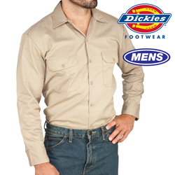 Dickies Twill Shirts - 2 Pack  Model# 574