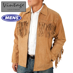 Fringe Zipper Jacket&nbsp;&nbsp;Model#&nbsp;49924