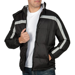 Bubble Jacket  Model# 912-A-BLACK