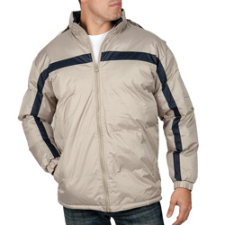 Bubble Jacket  Model# 912-A-KHAKI