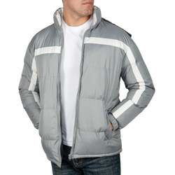 Bubble Jacket  Model# 912-A-GREY